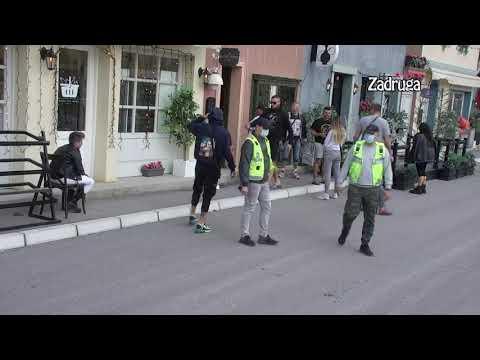 Zadruga 4 - Tomović urlao na Minu ispred zalagaonice, Mina založila burmu - 30.03.2021. - Zadruga Official