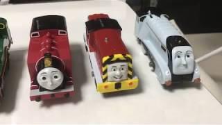 나의 장난감 기차를 소개합니다 | 프라레일 토마스와친구…