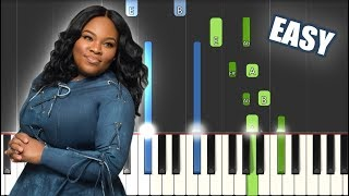 Your Spirit Tasha Cobbs Leonard EASY PIANO TUTORIAL by Betacustic.mp3