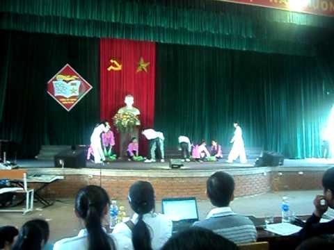 Toi yeu 10 Hoa K53 thpt Luong Van Tuy- giai dieu tre lan 2