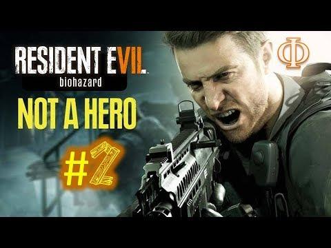 Resident Evil 7 Not A Hero P2 Pegando A Visao Noturna E