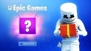 FORTNITE IS SENDING FREE GIFTS TO EVERYONE!