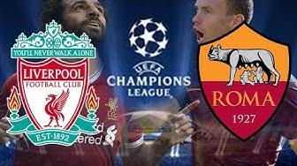 Liverpool 5 - 2 (5 - 2) Roma Live Full Match!!! Reaction Stream!