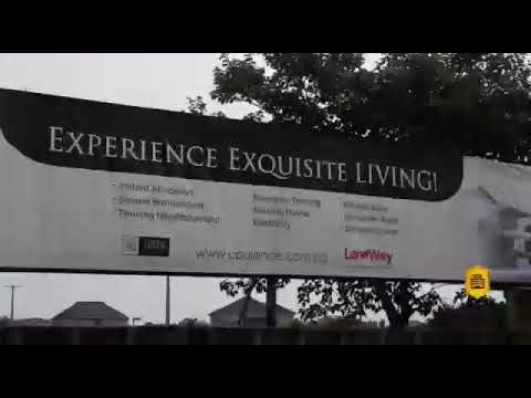 Opulence Estate for sale in Lagos, Nigeria