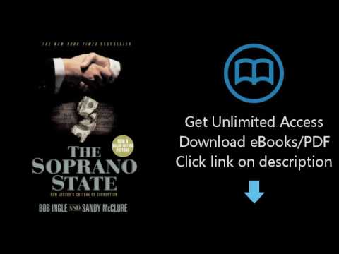Download The Soprano State: New Jersey's Culture of Corruption PDF