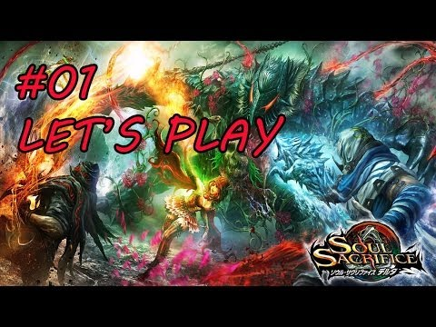 #01 SOUL SACRIFICE DELTA - Let's play en Español - PSVITA 1080P
