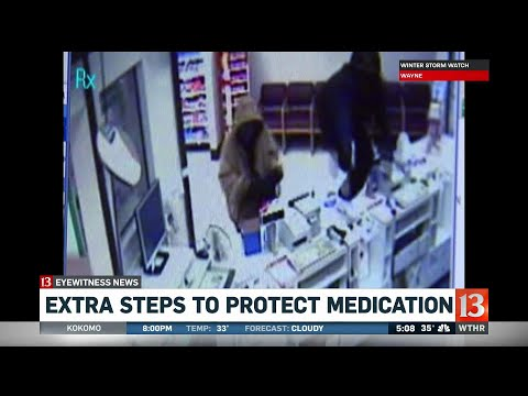 Steps to secure medication