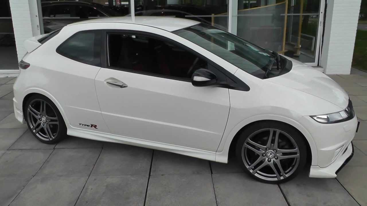 honda civic mugen  championship white type  bespoke  rage alloys video walkaround youtube