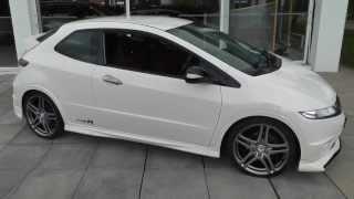 Honda Civic Type R Mugen 200 Videos