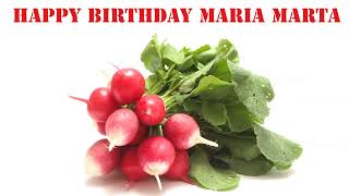MariaMarta   Fruits & Frutas - Happy Birthday