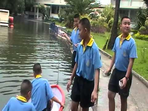 รักษ์น้ำ รักษ์ปลา รักษ์กาญจนาโรงเรียน ภ ป ร ราชวิทยาลัยฯ 2