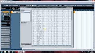 Drum Maps in Cubase