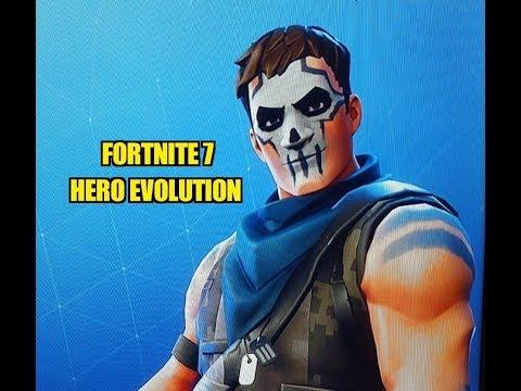Fortnite 7: Hero Evolution