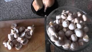 ☼ Корзиночки с грибами и минтаем  на тесте филло ☼