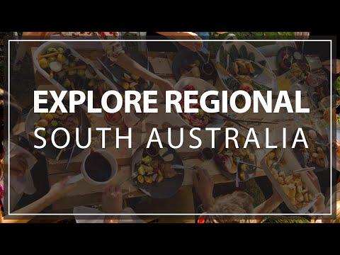 Explore Regional South Australia - interactive video