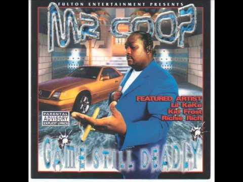 Mr.Coop - Ghetto Stories (1999)-Houston,TX