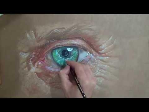 WIP - Desenhando com Caneta Esferográfica - speed drawing - Curso de Desenho IPStudio de YouTube · Duração:  6 minutos 57 segundos