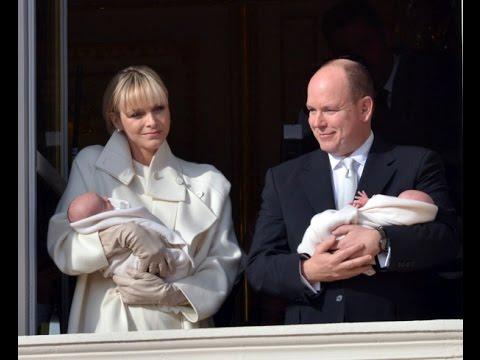 EN REPLAY Le baptême des Enfants Princiers - The baptism of the Princely Children