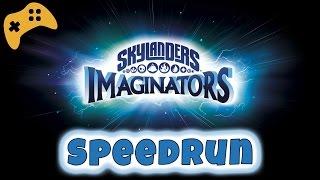 Skylanders Imaginators Speedrun - Wieg van creatie - Haal ik het binnen 9 minuten?