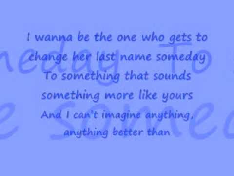 Someday Soon Francesca Battistelli lyrics