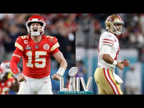 Super Bowl LIV Highlights   49ers Vs. Chiefs   NFL