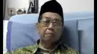 Nasihat Gus Dur ketika terbaring di RSCM