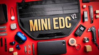 Tiny EDC! - What's In My Pockets Ep. 30 - Mini EDC V2 (Everyday Carry)