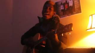 Trevor Jackson Rock wit me - Cover by jessy drizzy