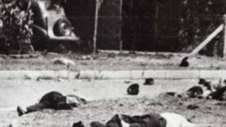 1960 The Sharpeville Massacre