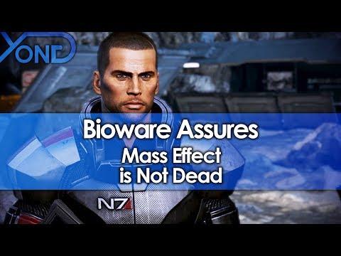 Bioware Assures Mass Effect is Not Dead