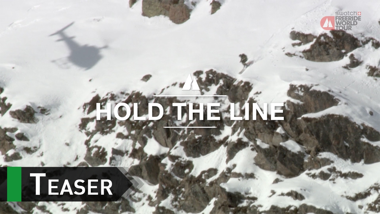 Teaser - vallnord arcalì­s fwt17 - swatch freeride world tour 2017