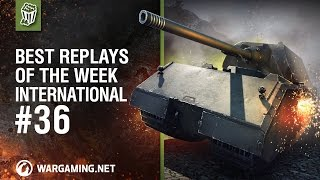 Best Replays of the Week International #36
