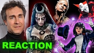 Justice League Dark Movie director Doug Liman REACTION