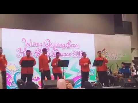 Selawat Junjungan Cover By Mukhadram