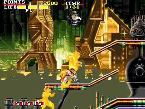 Arcade Longplay [402] Osman
