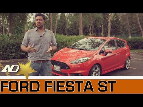 Ford Fiesta ST El Pocket Rockets para la pista