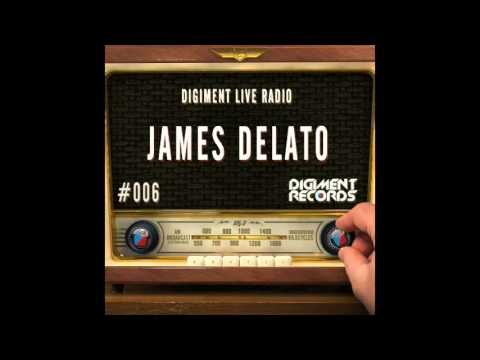 Digiment Live Radio #006 - James Delato
