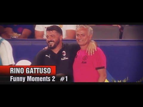 RINO GATTUSO FUNNY MOMENTS - Stagione 2  #1