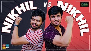 Nikhil Vs Nikhil || Kaasko || Actor Nikhil || Tamada Media