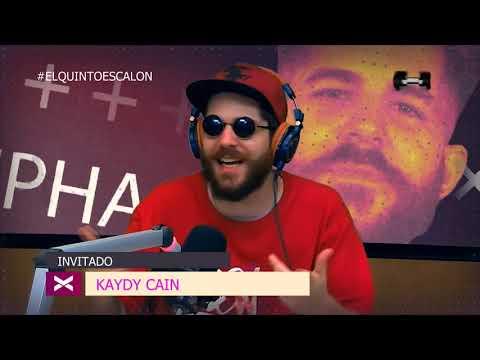 KAYDY CAIN - ENTREVISTA COMPLETA - El Quinto Escalon Radio (11/10/17)