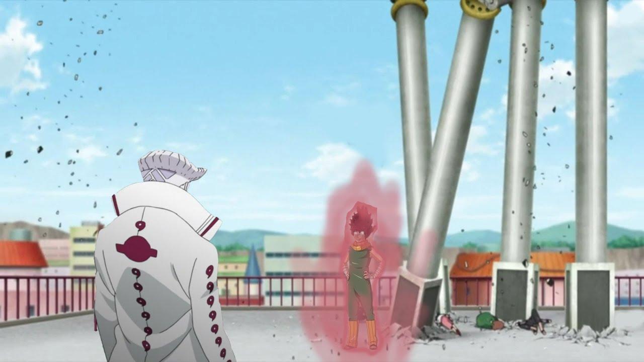 Kenapa Rock Lee tidak menggunakan Hachimon tonkou melawan isshiki - Ternyata ini dia alasannya !!!