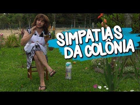 SIMPATIAS DA COLÔNIA