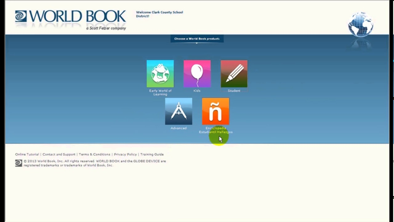 World Book Online - YouTube - photo#22
