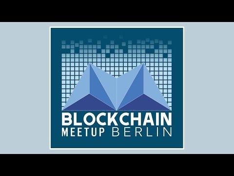 SAFE Network, Tendermint - Bitcoin Startups Berlin [Live]
