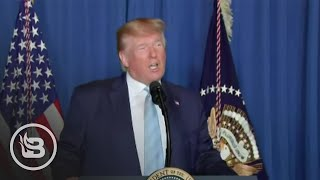 "Trump: We Took Out Soleimani to ""Stop a War,"" Not Start One"
