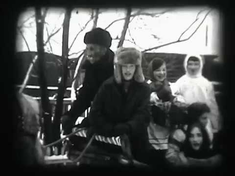 Заволжск. 1973 год. Проводы русской зимы.