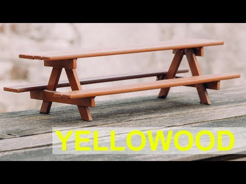 Yellowood Fingerboards - Metal Picnic Table - Product Blog