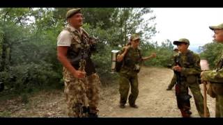 """Военно-спортивный лагерь """"ГВАРДЕЕЦ"""""""
