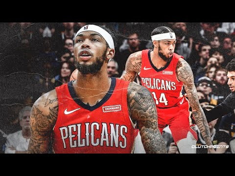 Brandon Ingram IS A RISING STAR! | Best Plays From The 2019-20 Season! ᴴᴰ