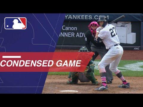 Condensed Game: OAK@NYY - 5/13/18